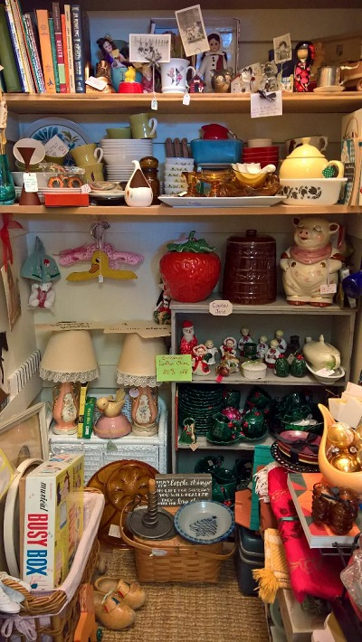 Aunt Margaret's Antique Mall